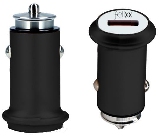 Bea-fon Felixx Premium - Auto-Netzteil - 3.1 A (USB)