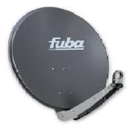 Fuba DAA 650 A - 10,75 - 12,75 GHz - Grau - Aluminium - 65 cm