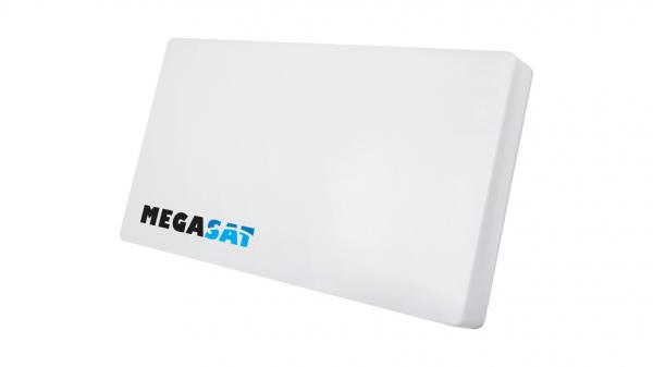 Megasat D2 - 10,7 - 12,75 GHz - 1100 - 2150 MHz - 950 - 1950 MHz - 33 dBi - Horizontale/Vertikale Po