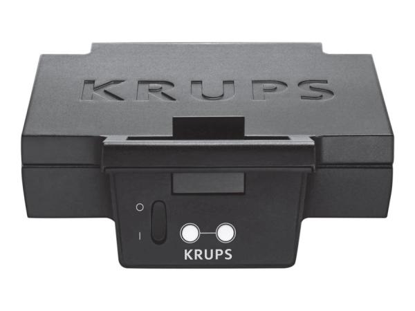 Krups F DK4 51 - Sandwichmaker - 850 W - Matt
