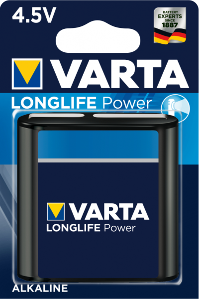 Varta High Energy - Batterie 3LR12 - Alkalisch