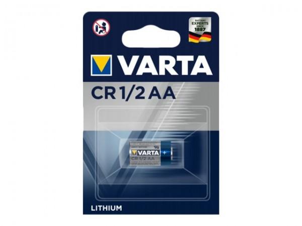 Varta CR 1/2 AA - Batterie CR1/2AA - Li - 700