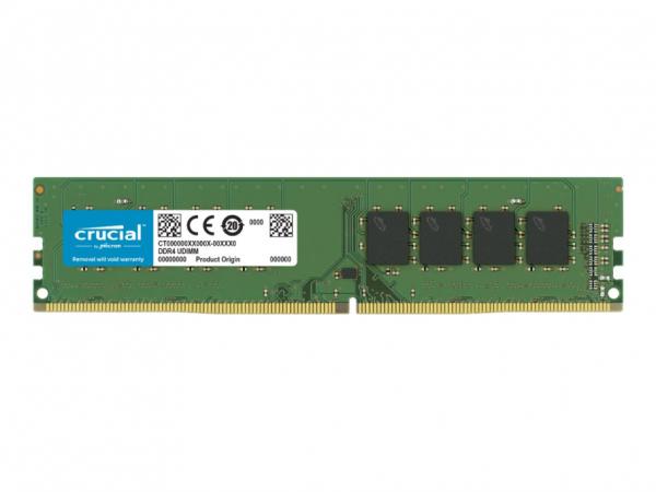 Crucial DDR4 - Modul - 4 GB - DIMM 288-PIN